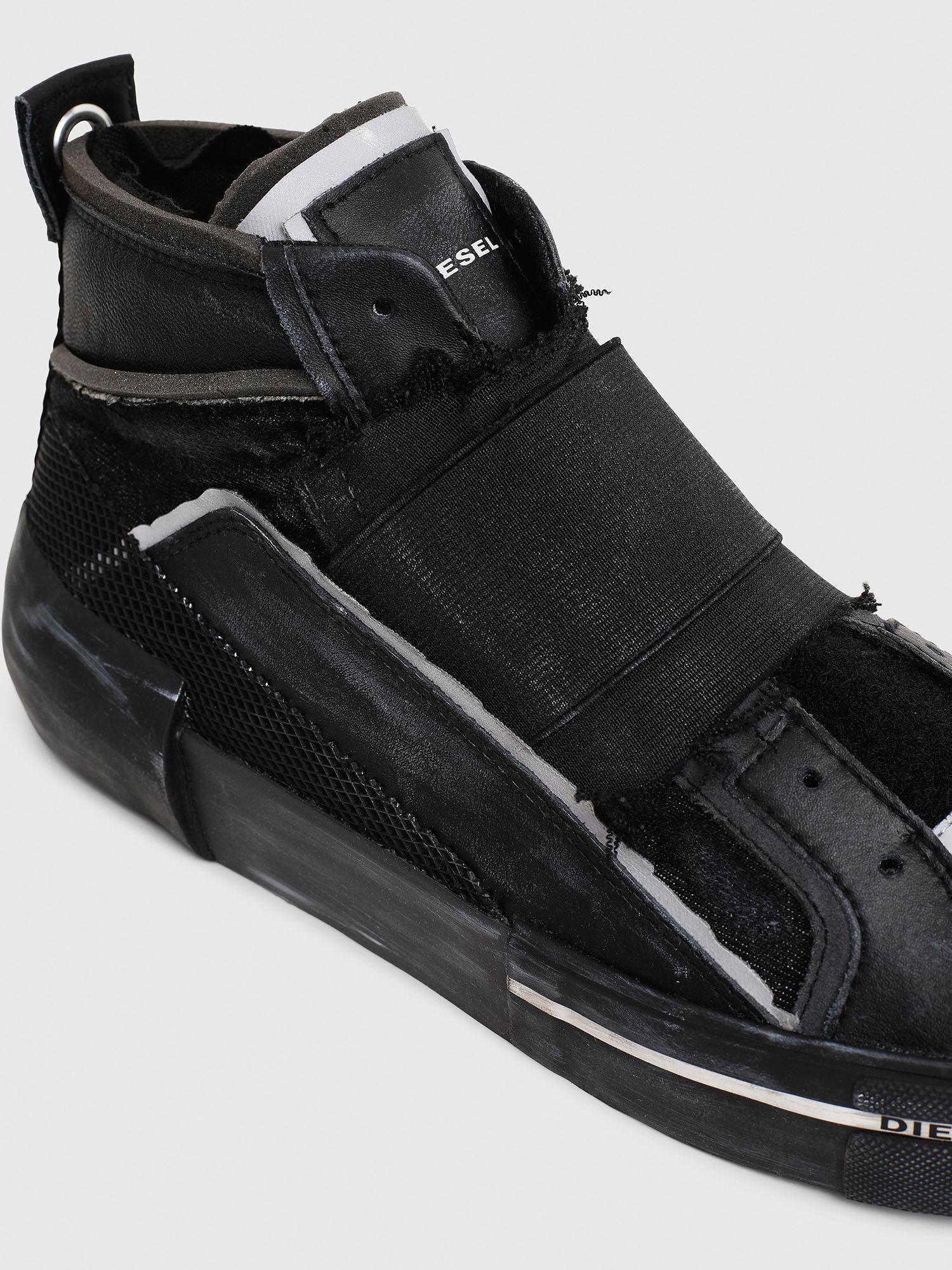 S-DESE DEC Men: High slip-on sneakers