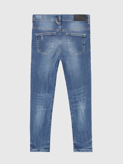 Diesel - D-SLANDY-HIGH-J, Medium blue - Jeans - Image 2