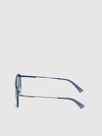 Diesel - DL0296, Azure - Sunglasses - Image 3