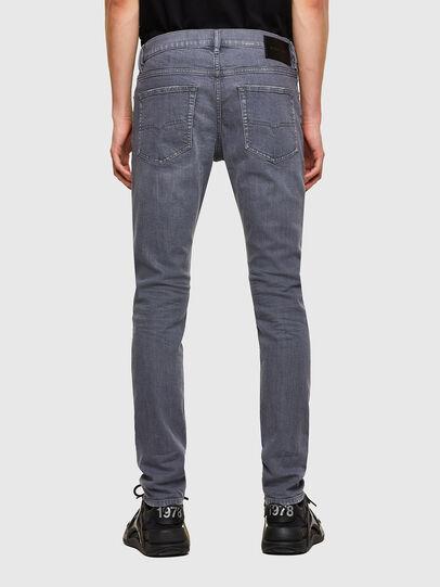 Diesel - D-Luster 009PB, Light Grey - Jeans - Image 2