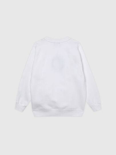 Diesel - SANGRSUC, White - Sweaters - Image 2