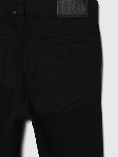 Diesel - D-SLANDY-HIGH-J-SP, Black - Jeans - Image 4