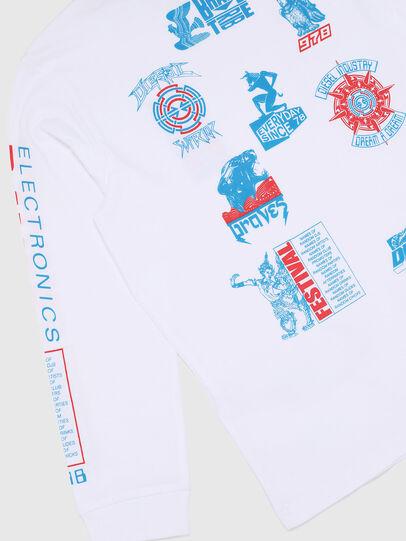 Diesel - TJUSTLSWBT,  - T-shirts and Tops - Image 3