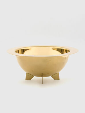 10876 COSMIC  DINER, Gold - Bowl