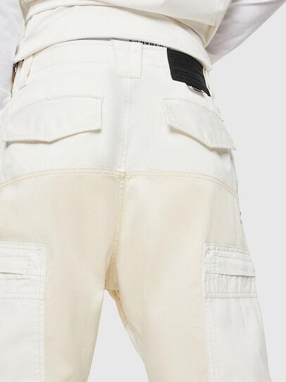 Diesel - P-LUKK, White - Pants - Image 3