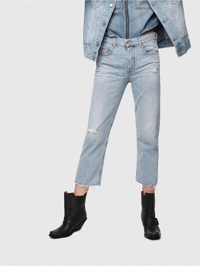 Diesel - Aryel 080AF, Light Blue - Jeans - Image 1