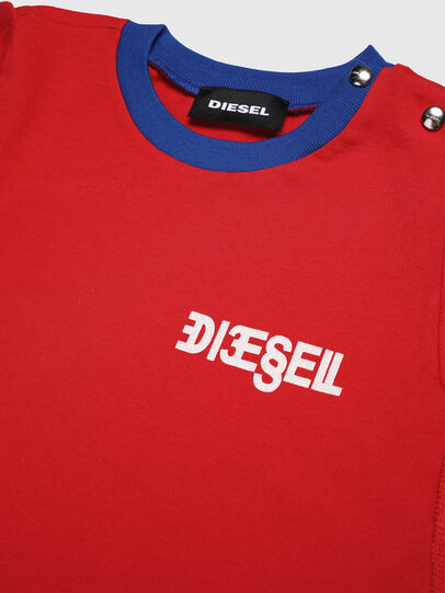 Diesel - DARRYSAB, Red - Dresses - Image 3