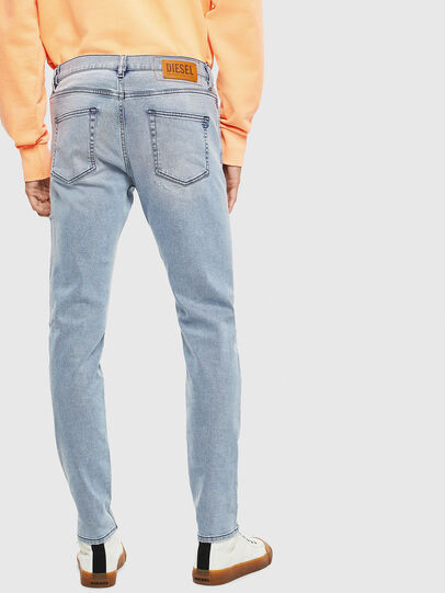 Diesel - D-Strukt 009BP, Light Blue - Jeans - Image 2