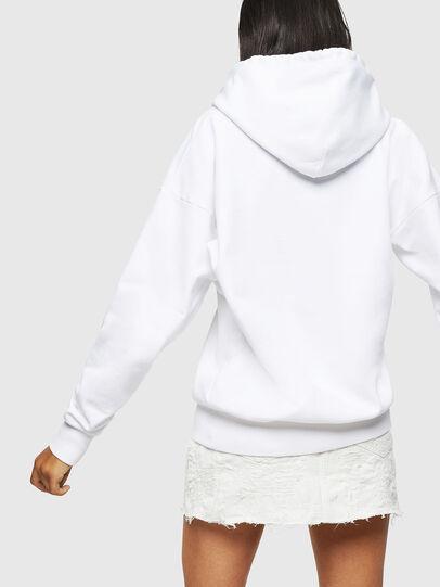 Diesel - LCP-S-ALBY-NAIROBI, White - Sweaters - Image 4