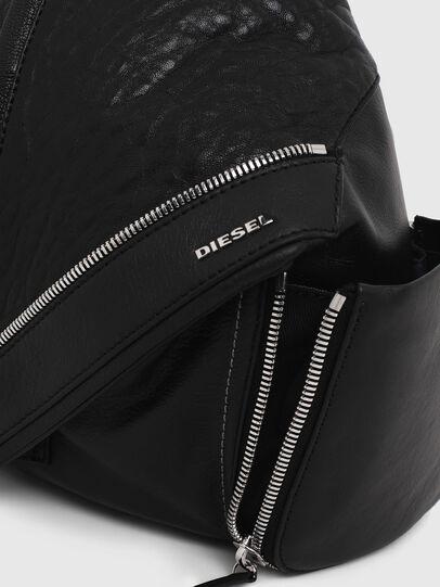 Diesel - LE-MHONIC, Black - Backpacks - Image 5