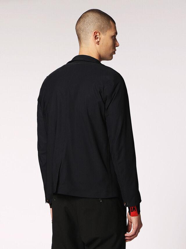 Diesel - J-FRAM, Black - Jackets - Image 2