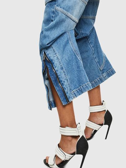 Diesel - DE-MIRY, Blue Jeans - Pants - Image 5