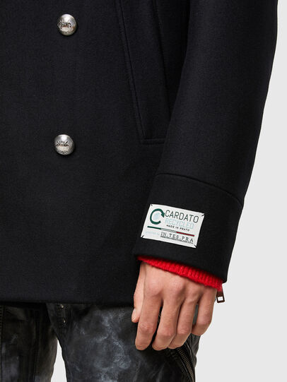 Diesel - W-BOND, Black - Winter Jackets - Image 4
