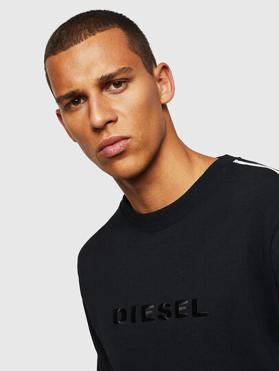 Diesel - UMLT-WILLY, Black - Sweaters - Image 3