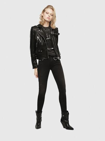 Diesel - SE-LENE,  - Leather jackets - Image 6