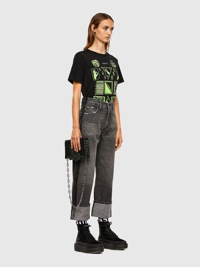 Diesel - D-Reggy 009IL, Black/Dark grey - Jeans - Image 7