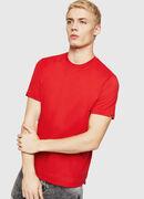 T-DIAMANTIK-NEW, Fire Red - T-Shirts