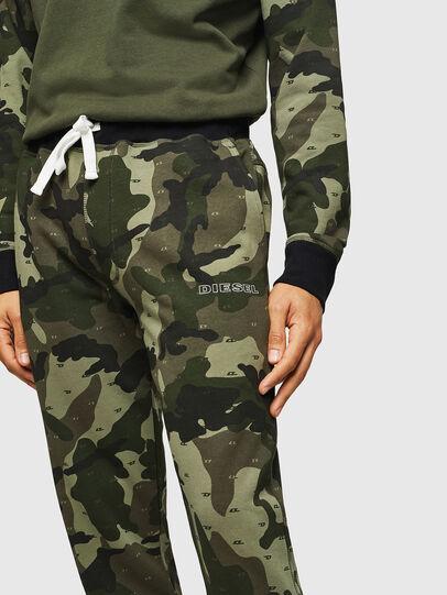 Diesel - UMLB-PETER, Green Camouflage - Pants - Image 3