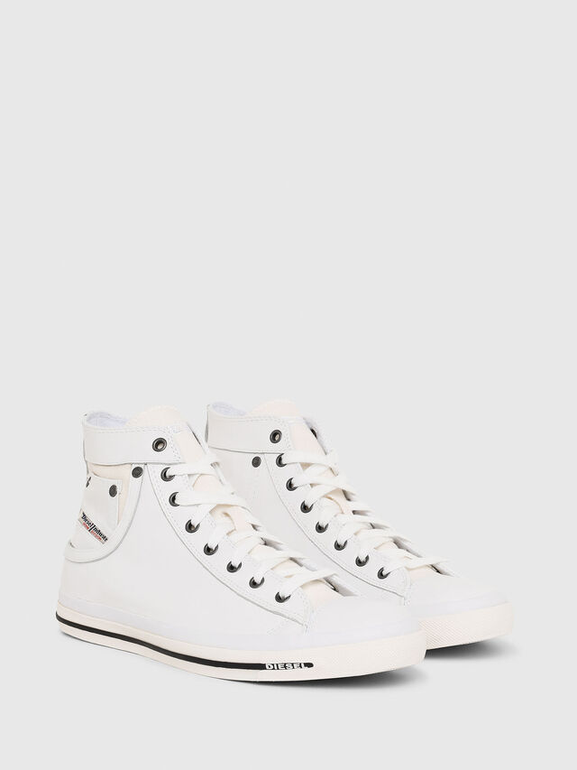 Diesel EXPOSURE I, White - Sneakers - Image 2
