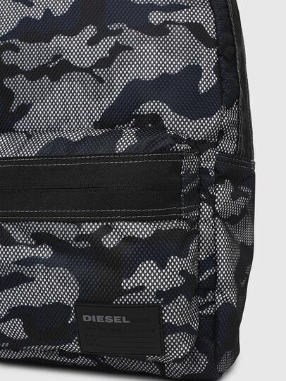 Diesel - MIRANO, Grey/Blue - Backpacks - Image 5