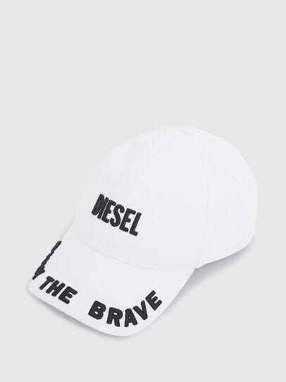 Diesel - CEPHO, White - Caps - Image 3