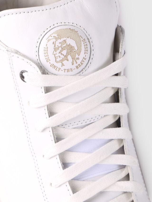 Diesel - S-NENTISH, White - Sneakers - Image 6