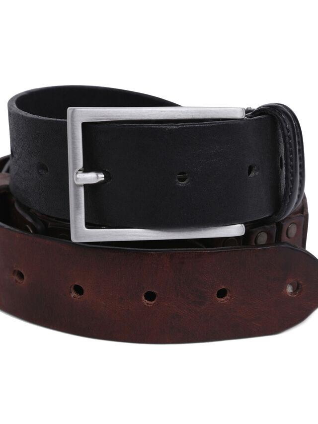 Diesel - GMBELT3, Black/Brown - Belts - Image 5