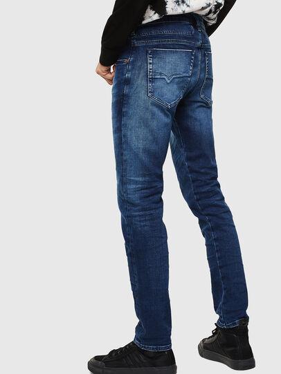 Diesel - D-Bazer 0095N, Medium blue - Jeans - Image 4