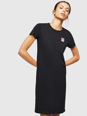 UFLT-ISOLLA, Black - T-Shirts