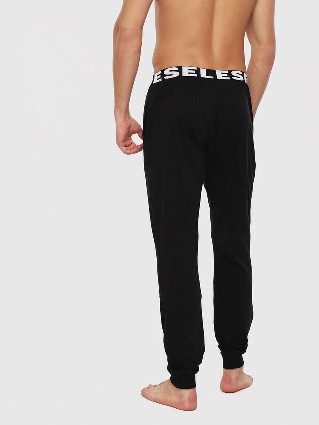 Diesel - UMLB-JULIO, Black - Pants - Image 2