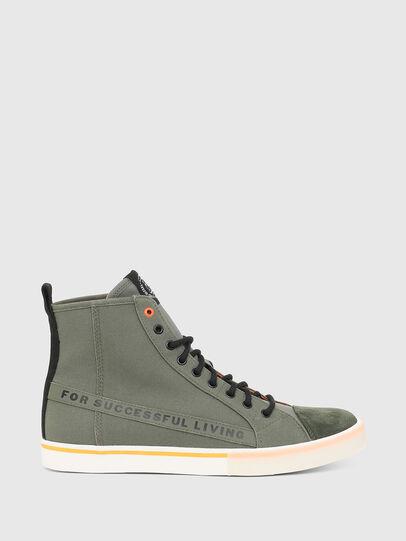 Diesel - S-DVELOWS ML, Military Green - Sneakers - Image 1