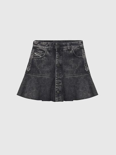 Diesel - DE-BETHY, Black - Skirts - Image 1