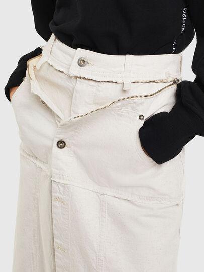 Diesel - P-JORGE, White - Pants - Image 5