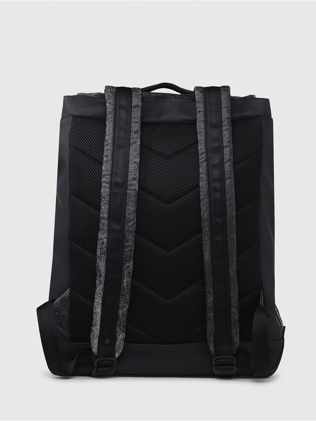 Diesel - VOLPAGO BACK, Anthracite - Backpacks - Image 2