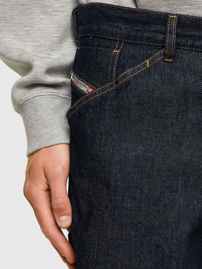 Diesel - D-Franky 009HP, Dark Blue - Jeans - Image 3