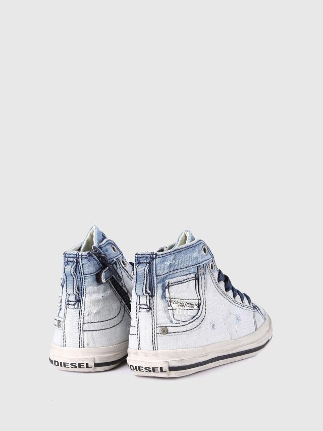 Diesel - SN MID 20 EXPOSURE Y, Light Blue - Footwear - Image 3