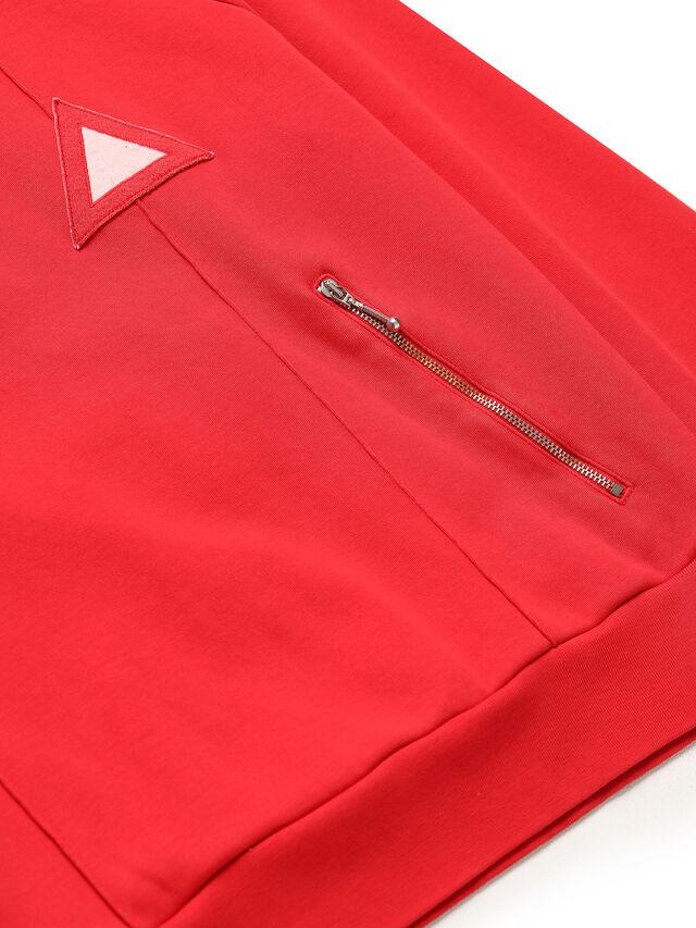 Diesel - GR02-J302, Red - Sweatshirts - Image 4