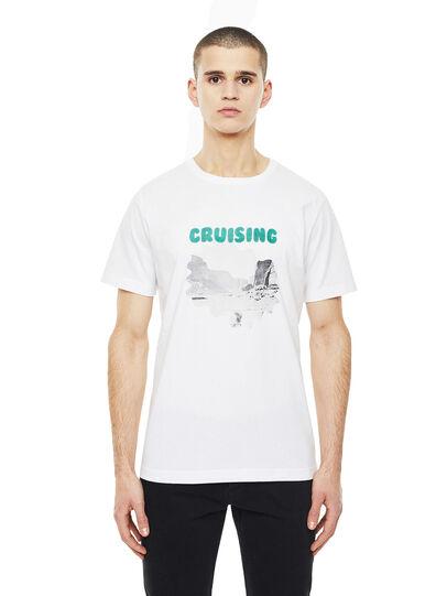 Diesel - TY-CRUISING,  - T-Shirts - Image 1