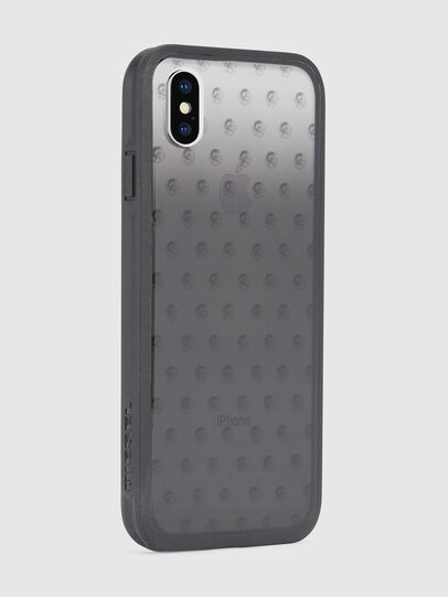 Diesel - MOHICAN HEAD DOTS BLACK IPHONE X CASE,  - Cases - Image 5