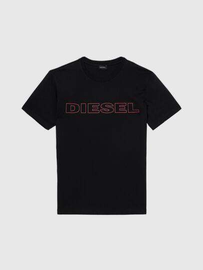 Diesel - UMLT-JAKE TWOPACK, Black/White - Tops - Image 3