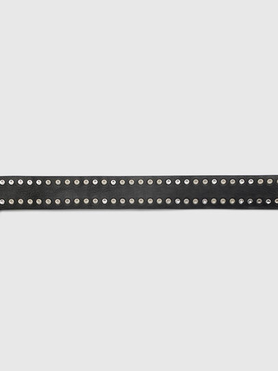 Diesel - B-GUA', Black - Belts - Image 4