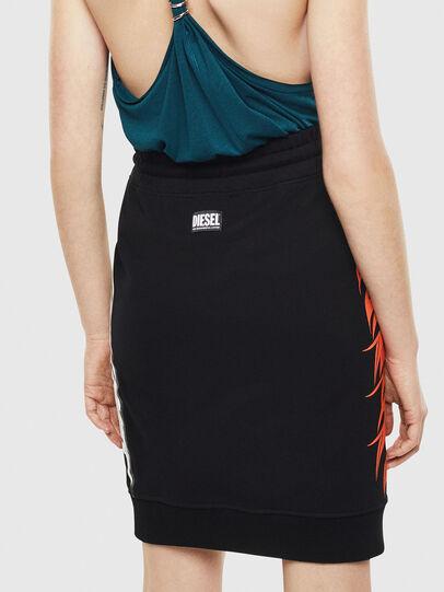 Diesel - O-NYUSHA-C, Black - Skirts - Image 2