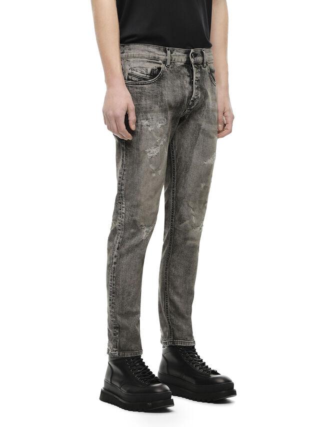 Diesel - TYPE-2813FS, Grey Jeans - Jeans - Image 3