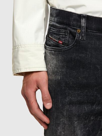 Diesel - D-Amny 009PX, Black/Dark grey - Jeans - Image 4