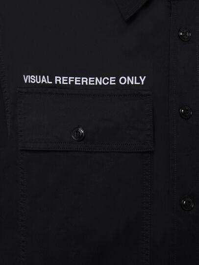 Diesel - S-DUSTIN, Black - Shirts - Image 6
