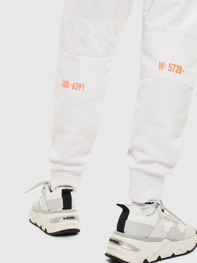Diesel - P-ORTEX, White - Pants - Image 6