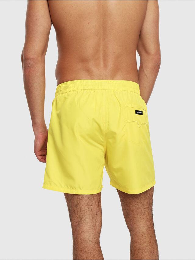 Diesel - BMBX-WAVE 2.017, Yellow - Swim shorts - Image 2