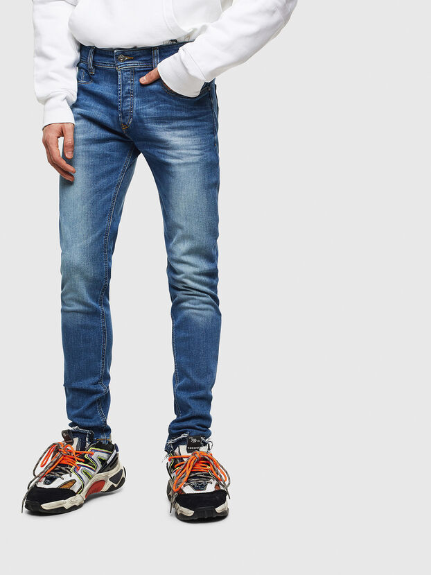 Sleenker CN053, Medium blue - Jeans