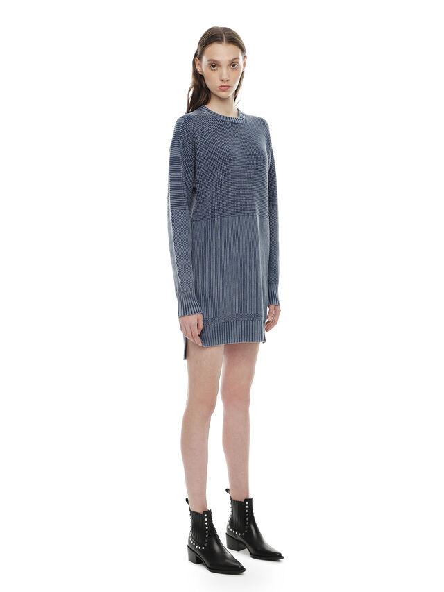 Diesel - DELAS, Light Blue - Dresses - Image 3