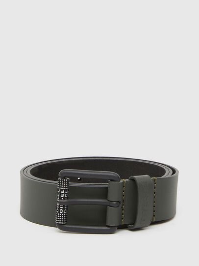 Diesel - B-TROGO, Olive Green - Belts - Image 1